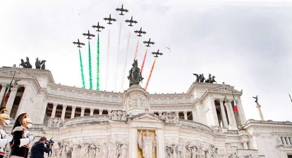 سلاح الجو الإيطالي - العاصمة روما