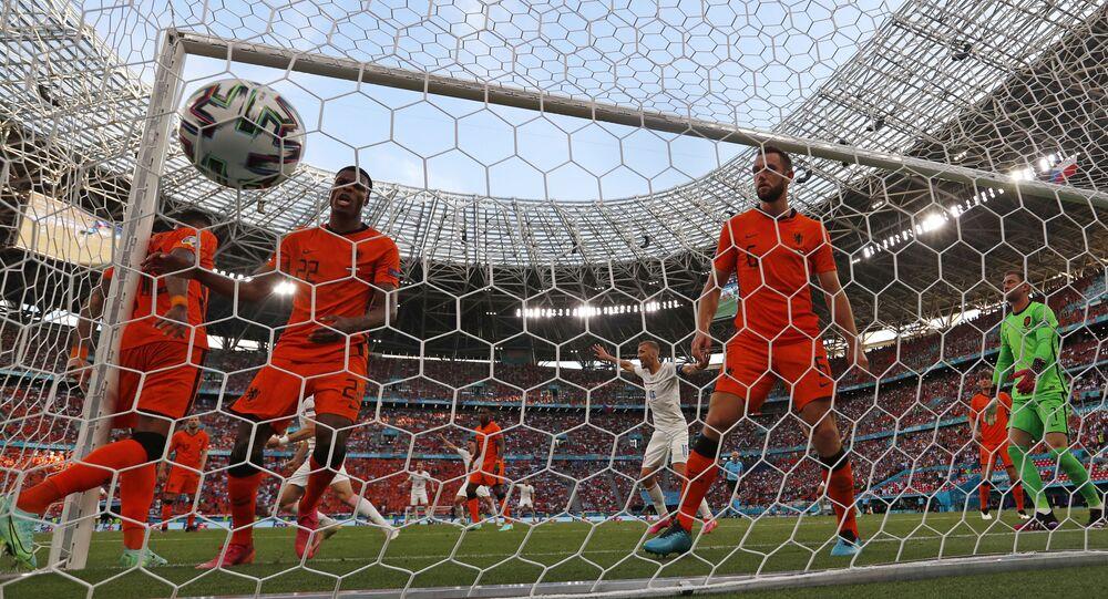 مباراة هولندا والتشيك