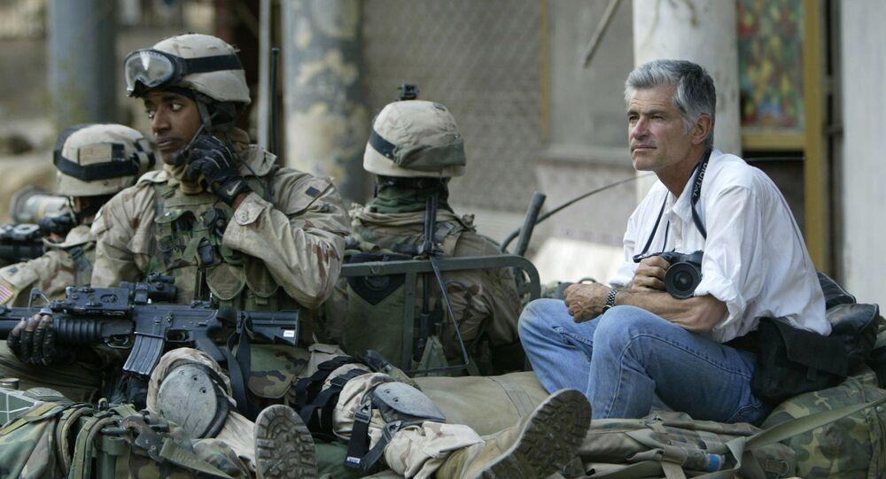 صحفي في العراق
