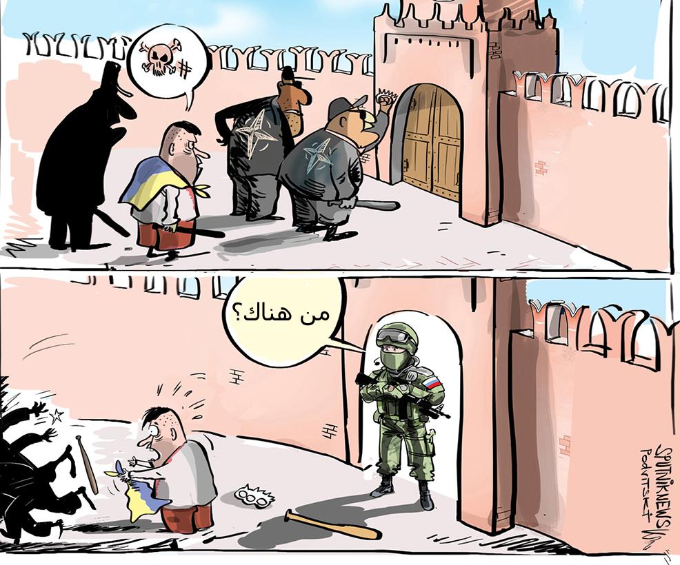 الناتو... ليسوا أصدقاء يعتمد عليهم