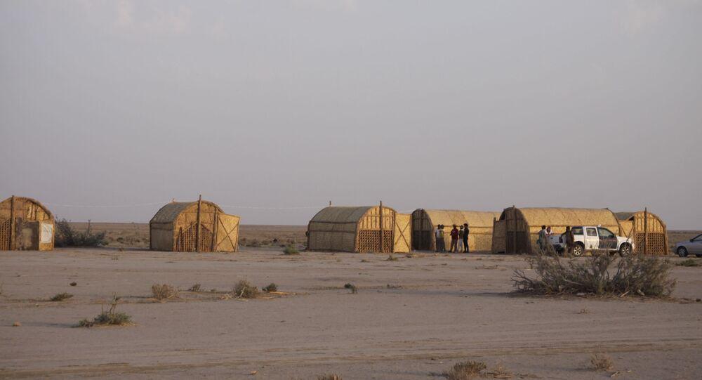 علماء الآثار الروس في العراق