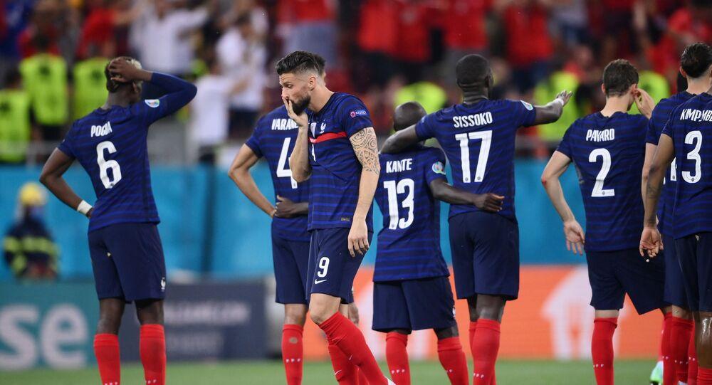 مباراة فرنسا وسويسرا2021
