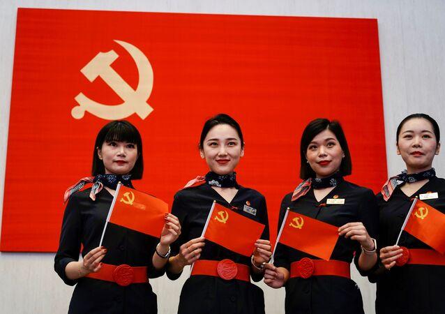 الذكرى المئوية لتأسيس الحزب الشيوعي الصيني
