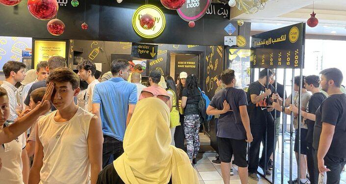 مطعم Crispy Way في دمشق