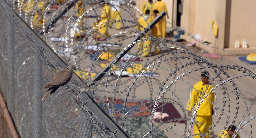 سجن أبو غريب في العراق، 2008