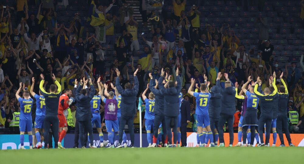 مباراة أوكرانيا والسويد