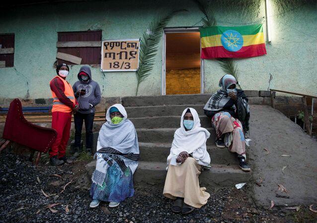 أديس أبابا، إثيوبيا
