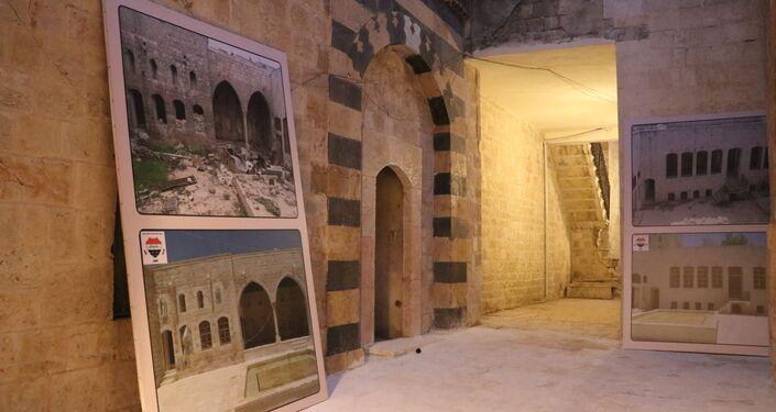 خارطة ترميم المول في حلب