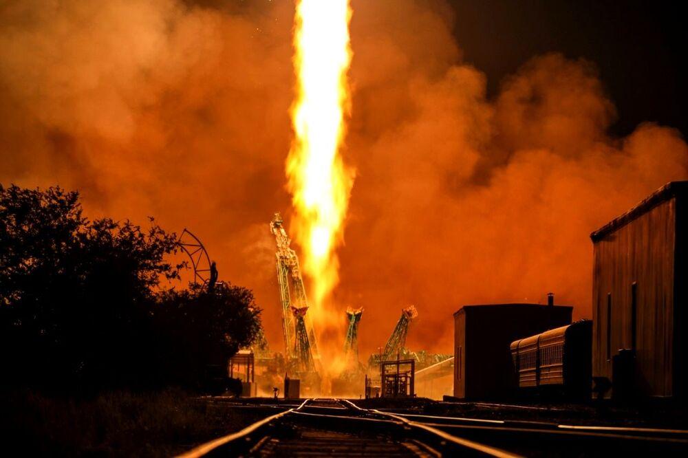 إتمام إطلاق ناجح للصاروخ سويوز 2.1 أ