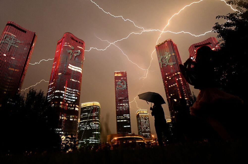 بكين الصين