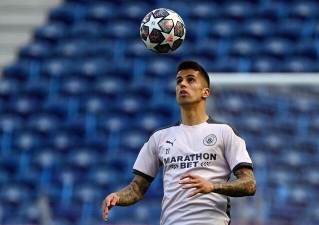 اللاعب البرتغالي جواو كانسيلو
