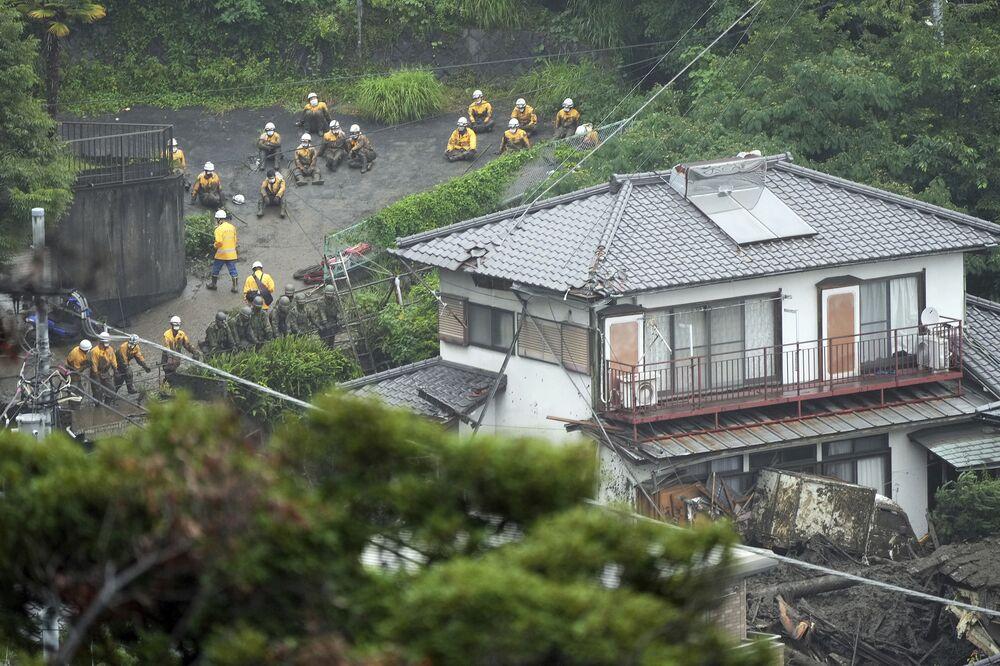 بلدة أتامي في اليابان