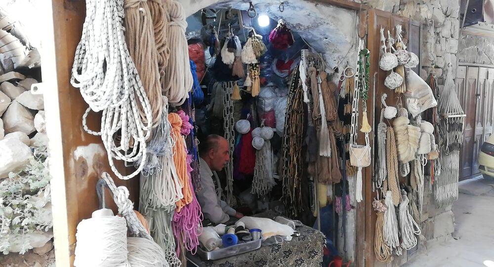سوق الحبالين في حلب