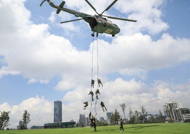 الحرس الجمهوري الإثيوبي