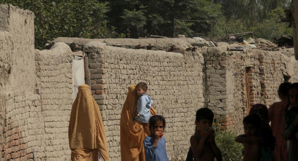 اليوم العالمي للاجئين في باكستان