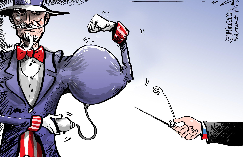 الحوار مع روسيا من موقف القوة محكوم عليها بالفشل