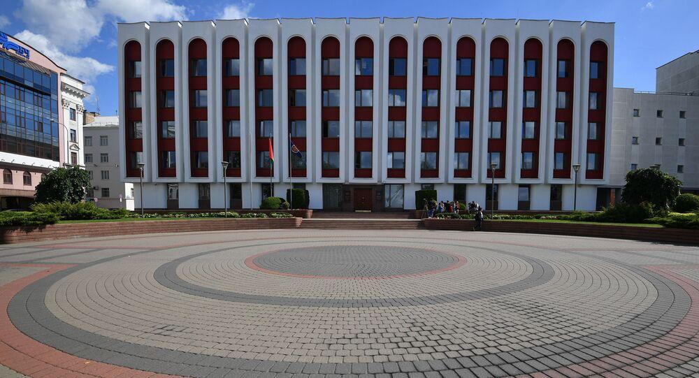 الخارجية البيلاروسية