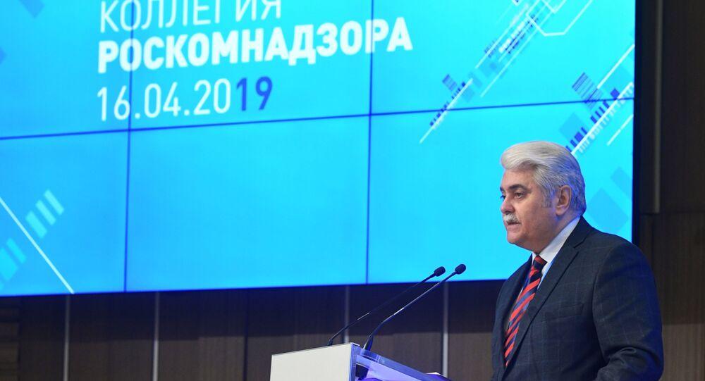 نائب سكرتير مجلس الأمن لروسيا الاتحادية أوليغ خراموف