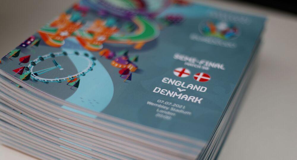 إنجلترا والدنمارك...  نهائي يورو 2020