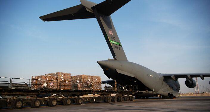 قاعدة العديد الجوية في قطر