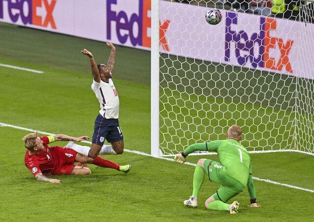 المنتخب الإنجليزي يورو 2020