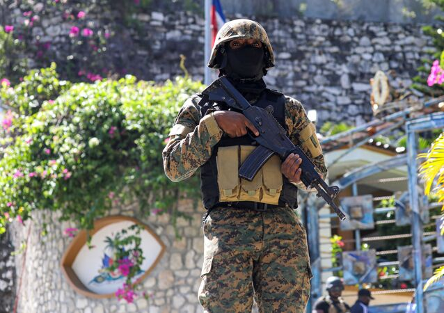 اغتيال رئيس هايتي جوفينيل مويس