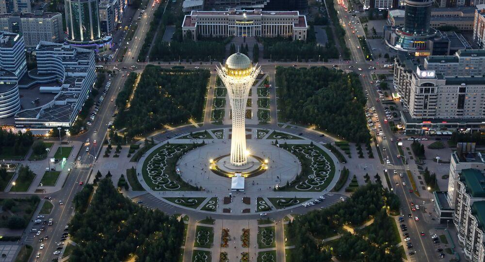 نور سلطان، كازاخستان 1 يوليو 2021