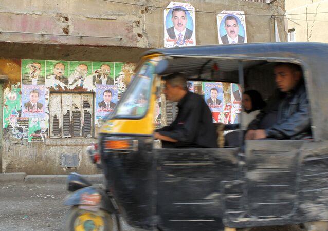 مركبة توكتوك في مصر