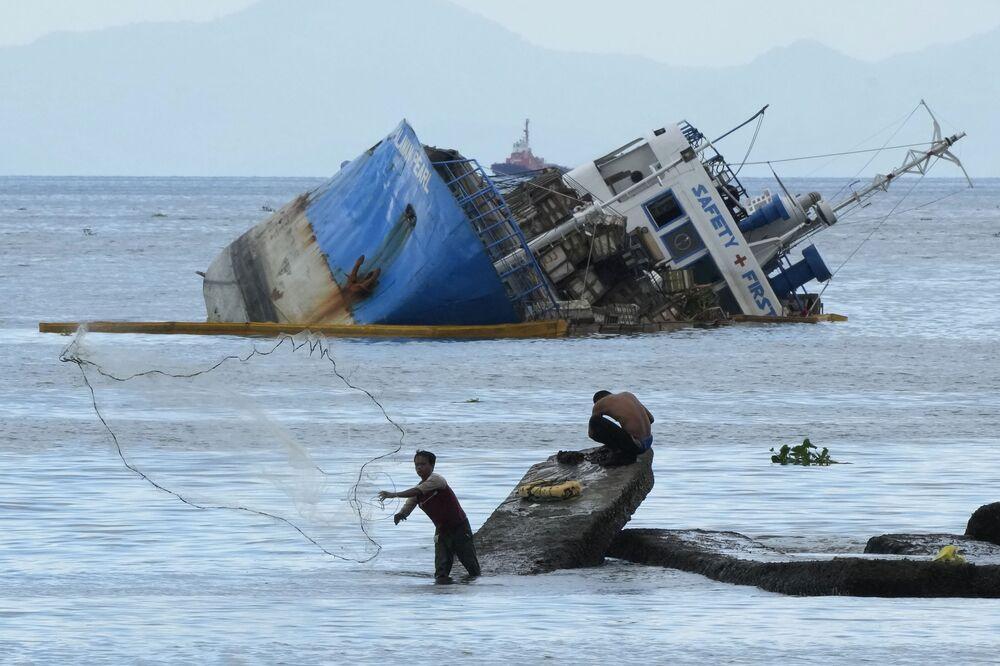 سفينة إم/ في بالاوان بيرل