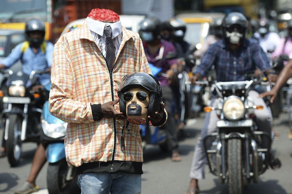 توعية السلامة في الهند