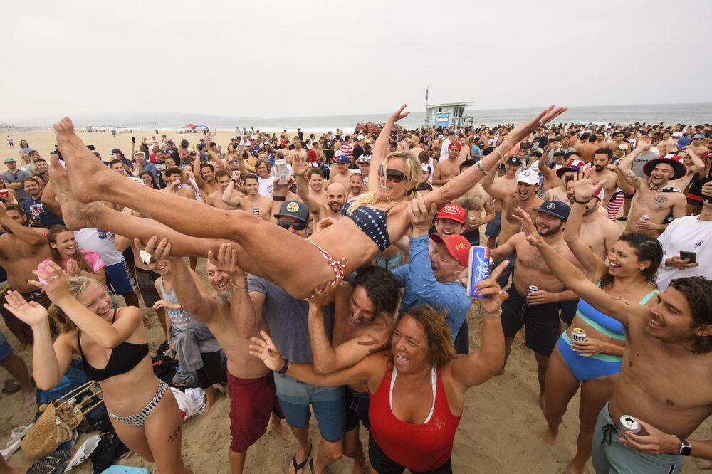 شاطئ هيرموسا، كاليفورنيا