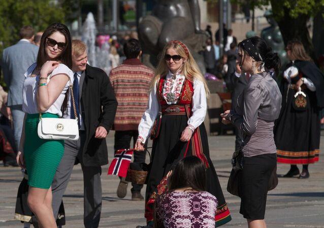 النساء في النرويج