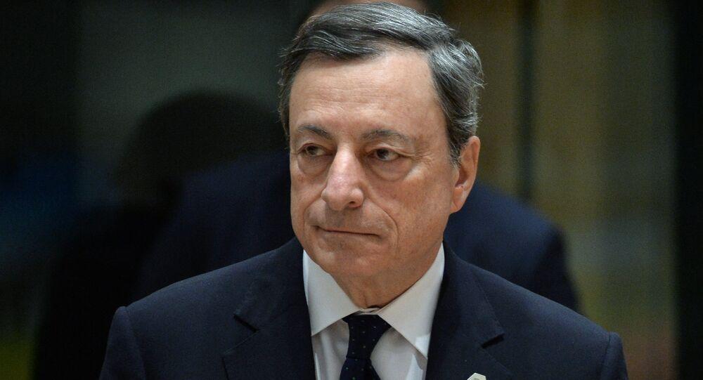 رئيس الوزراء الإيطالي ماريو دراغي