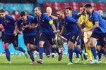 إيطاليا تفوز بنهائي أمم أوروبا على إنجلترا