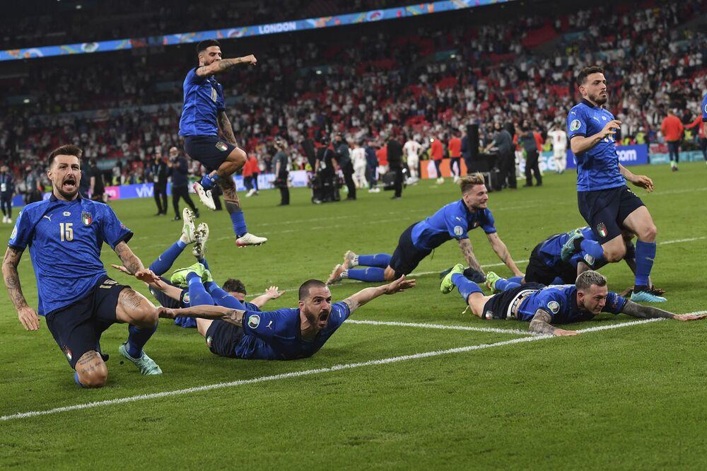 المنتخب الإيطالي في يورو 2020