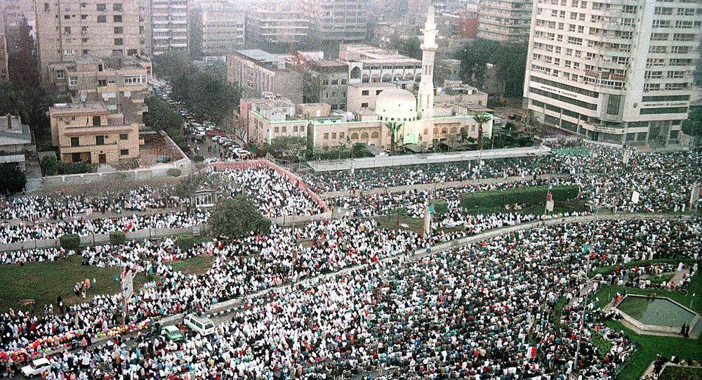 صلاة عيد الأضحى في مصر