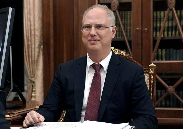 رئيس الصندوق الروسي للاستثمارات المباشرة، كيريل دميتريف