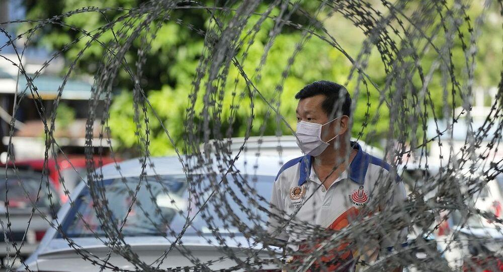 إجراءات الإغلاق في ماليزيا بسبب كورونا