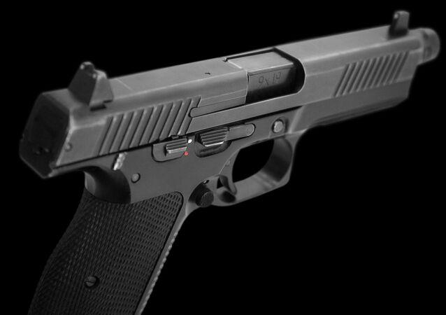 مسدس ليبيديف الروسي
