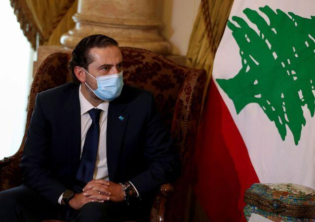 رئيس الحكومة اللبنانية المكلف سعد الحريري