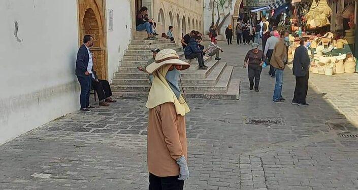 التونسية لمياء حكيم