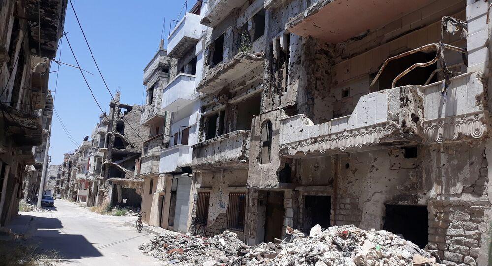 المجر تعيد إعمار أحياء حمص القديمة، سوريا 16 يوليو 2021