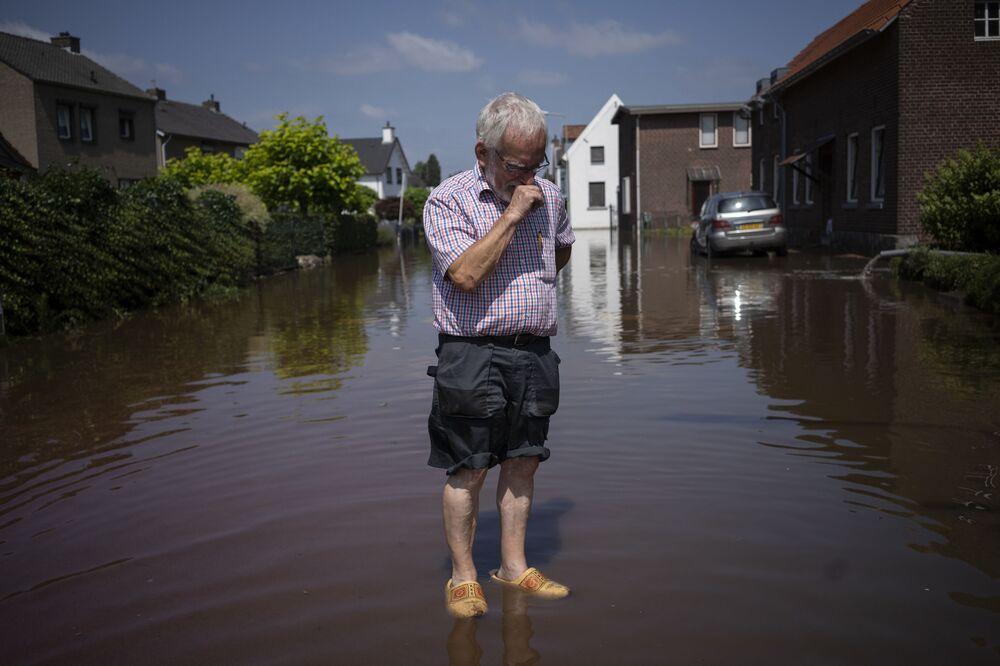فيضانات في هولندا