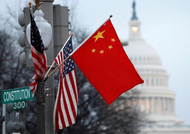 الصين و أمريكا