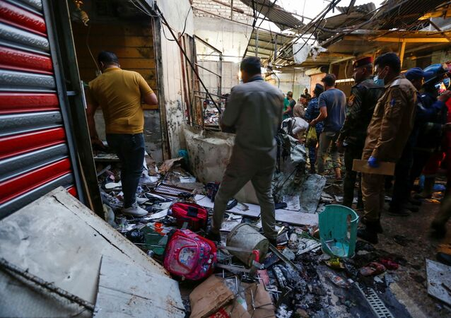 انفجار مدينة الصدر