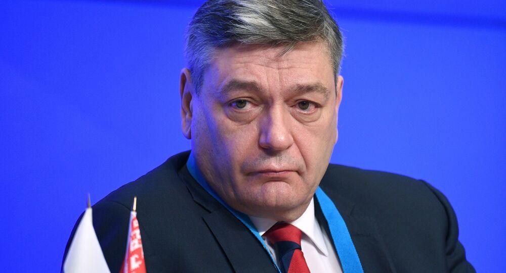 نائب وزير الخارجية الروسية، أندريه رودينكو