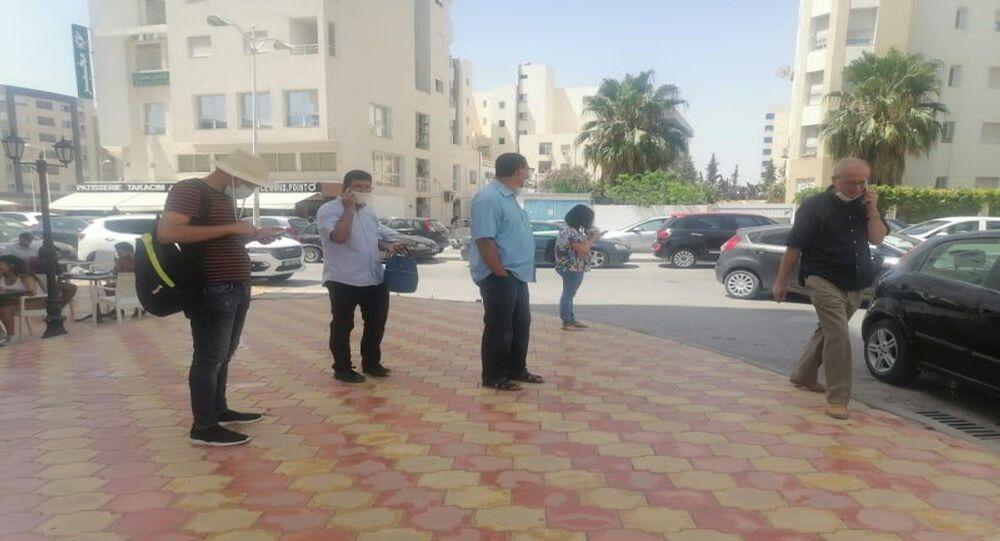 مكتب الجزيرة في تونس