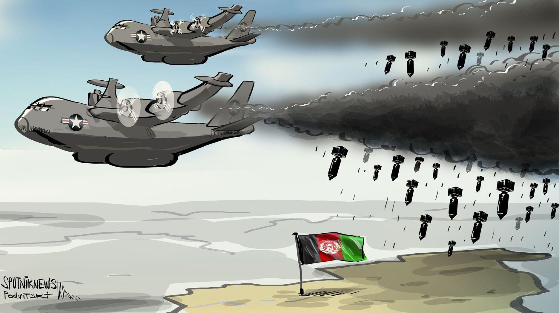 الجيش الأمريكي  يؤكد استعداده لتكثيف الغارات ضد طالبان