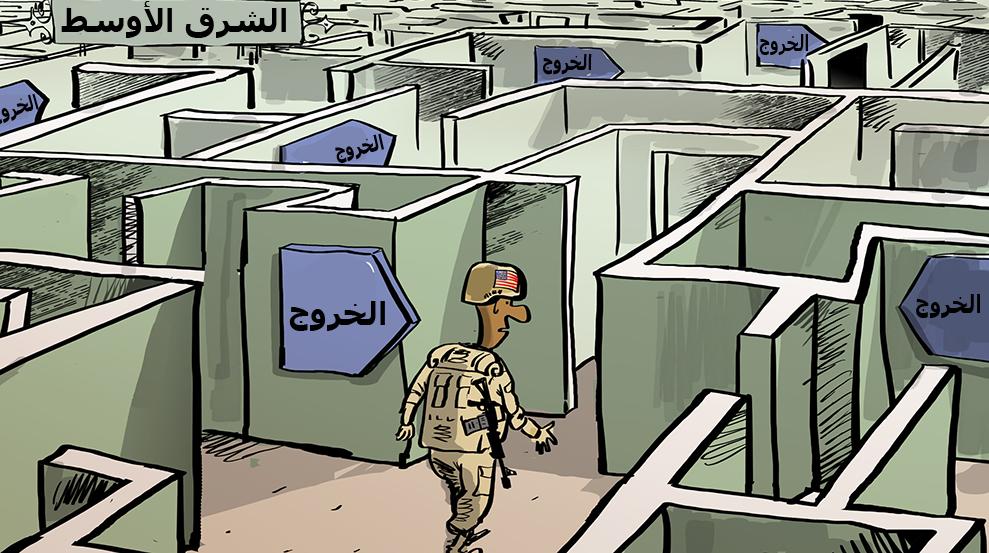 الجيش الأمريكي سيخرج أخيرا من العراق