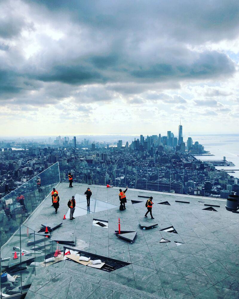 صورة، للمصورة الأمريكية ليز هوانغ، الحائز على المركز الثاني في ترشيحات حياة المدينة من  مسابقة التصوير الدولية IPPAWARDS 2021